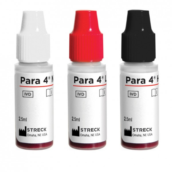 Para 4® Low, Normal, High - Glass